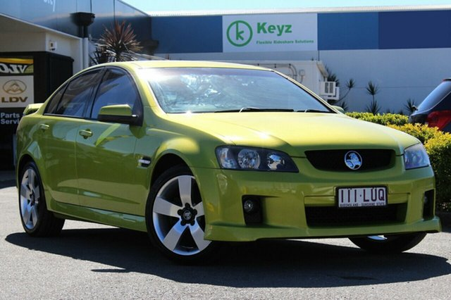 Used Holden Commodore SV6, Toowong, 2008 Holden Commodore SV6 Sedan