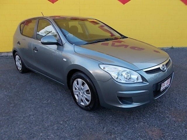 Used Hyundai i30 SX, Winnellie, 2010 Hyundai i30 SX Hatchback
