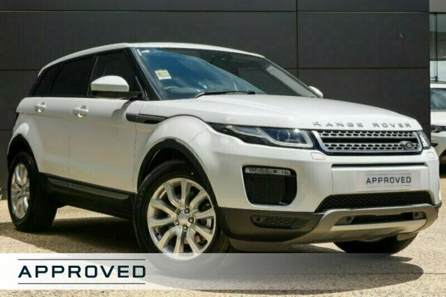 Used Land Rover Range Rover Evoque TD4 150 SE, Geelong, 2017 Land Rover Range Rover Evoque TD4 150 SE Wagon