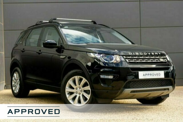Used Land Rover Discovery Sport SD4 SE, Geelong, 2015 Land Rover Discovery Sport SD4 SE Wagon