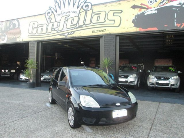 Used Ford Fiesta LX, O'Connor, 2004 Ford Fiesta LX Hatchback