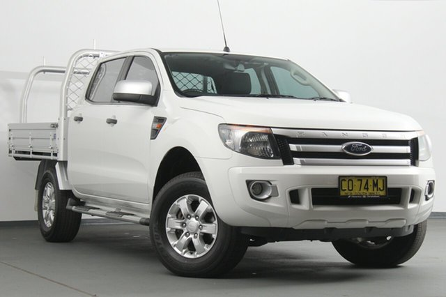 Used Ford Ranger XLS Double Cab, Narellan, 2015 Ford Ranger XLS Double Cab Utility