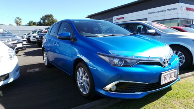 Used Toyota Corolla Ascent Sport S-CVT, Morayfield, 2017 Toyota Corolla Ascent Sport S-CVT Hatchback