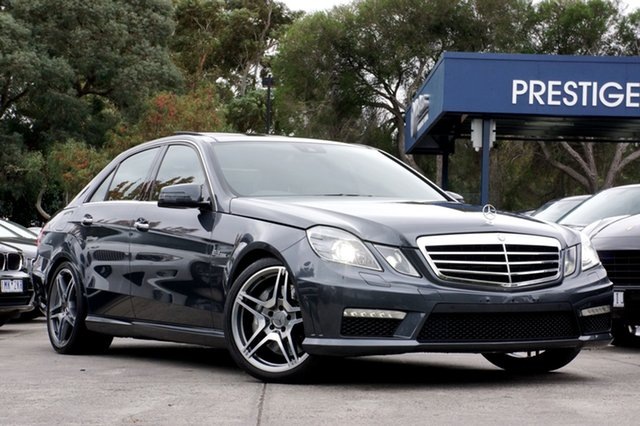 Used Mercedes-Benz E63 AMG SPEEDSHIFT MCT, Balwyn, 2010 Mercedes-Benz E63 AMG SPEEDSHIFT MCT Sedan