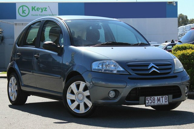 Used Citroen C3 Exclusive, Bowen Hills, 2007 Citroen C3 Exclusive Hatchback