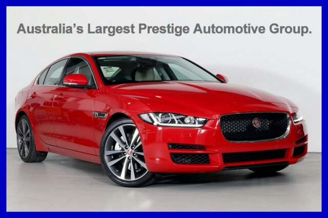 New Jaguar XE 20T Prestige, Alexandria, 2018 Jaguar XE 20T Prestige Sedan