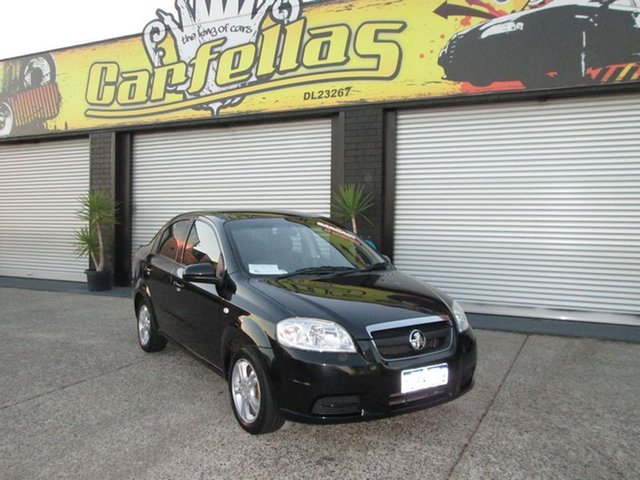 Used Holden Barina, O'Connor, 2011 Holden Barina Sedan