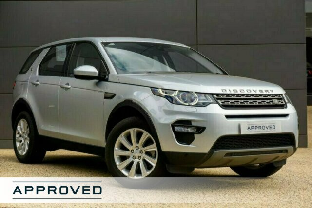 Used Land Rover Discovery Sport Td4 SE, Geelong, 2016 Land Rover Discovery Sport Td4 SE Wagon