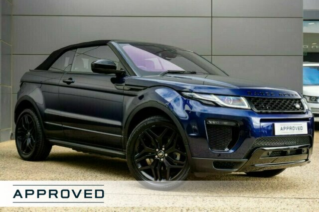 Used Land Rover Range Rover Evoque SI4 HSE Dynamic, Geelong, 2016 Land Rover Range Rover Evoque SI4 HSE Dynamic Convertible