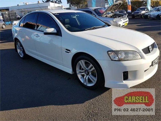 Used Holden Commodore, Campbelltown, 2009 Holden Commodore