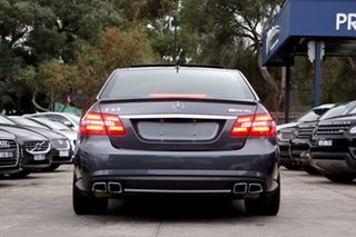 2010 Mercedes-Benz E63 AMG SPEEDSHIFT MCT Sedan.