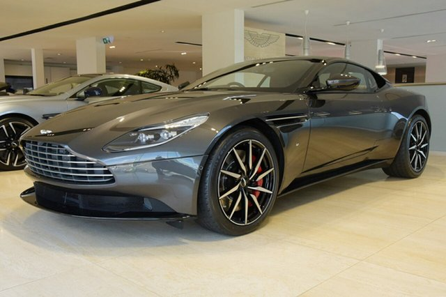 New Aston Martin DB11, Southport, 2017 Aston Martin DB11 Coupe
