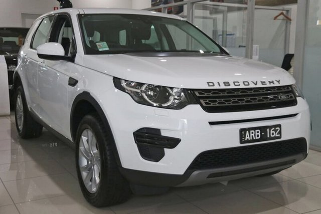 Demonstrator, Demo, Near New Land Rover Discovery Sport, Doncaster, 2017 Land Rover Discovery Sport