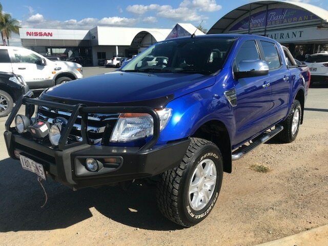 Used Ford Ranger XLT Double Cab, Caboolture, 2012 Ford Ranger XLT Double Cab Utility