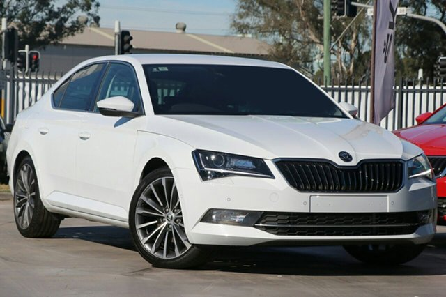 New Skoda Superb 206TSI Sedan DSG, Bowen Hills, 2018 Skoda Superb 206TSI Sedan DSG Liftback