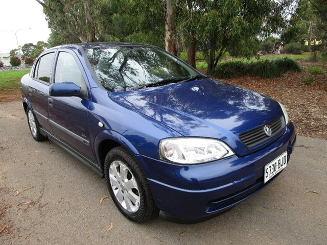 Used Holden Astra City, Mile End, 2004 Holden Astra City Sedan