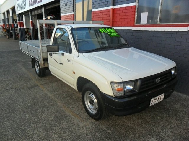Used Toyota Hilux, Redcliffe, 1999 Toyota Hilux Cab Chassis