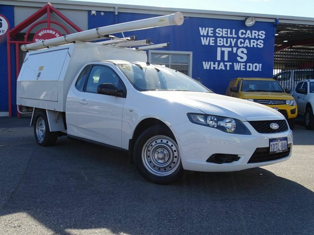 Discounted Used Ford Falcon Super Cab, Welshpool, 2011 Ford Falcon Super Cab Cab Chassis