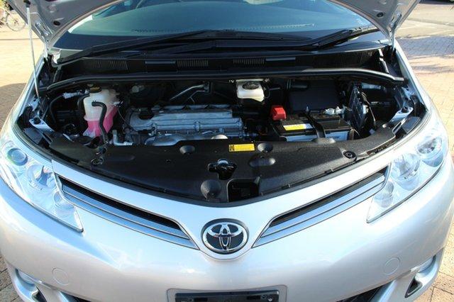 Used Toyota Tarago GLi, Bokarina, 2015 Toyota Tarago GLi ACR50R MY13 Wagon