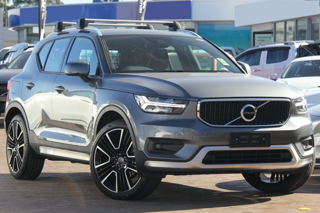 Discounted Demonstrator, Demo, Near New Volvo XC40 D4 AWD Momentum, Southport, 2018 Volvo XC40 D4 AWD Momentum SUV