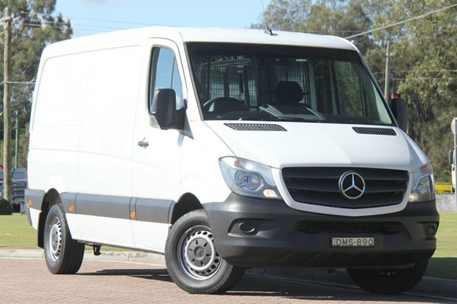 Demonstrator, Demo, Near New Mercedes-Benz Sprinter 316CDI Low Roof MWB 7G-Tronic, Southport, 2017 Mercedes-Benz Sprinter 316CDI Low Roof MWB 7G-Tronic Van