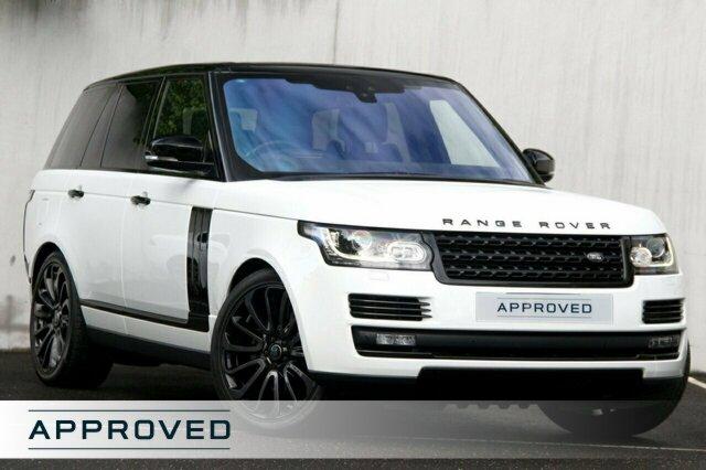 Used Land Rover Range Rover TDV6 Vogue, Malvern, 2017 Land Rover Range Rover TDV6 Vogue Wagon