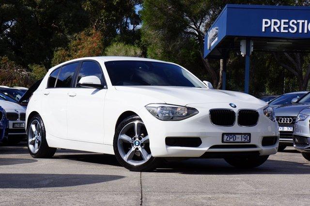 Used BMW 116i Steptronic, Balwyn, 2013 BMW 116i Steptronic Hatchback