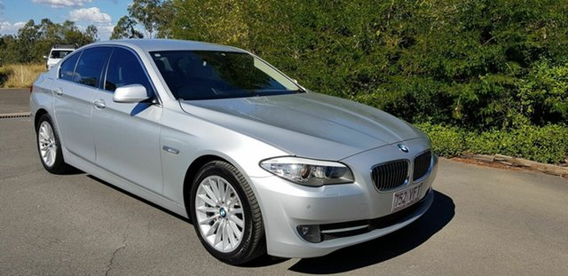 Discounted Used BMW 520d Steptronic, Yamanto, 2010 BMW 520d Steptronic Sedan