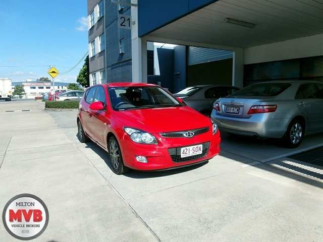 Used Hyundai i30 Trophy, Eagle Farm, 2012 Hyundai i30 Trophy Hatchback