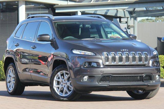 Discounted New Jeep Cherokee Longitude, Southport, 2017 Jeep Cherokee Longitude SUV