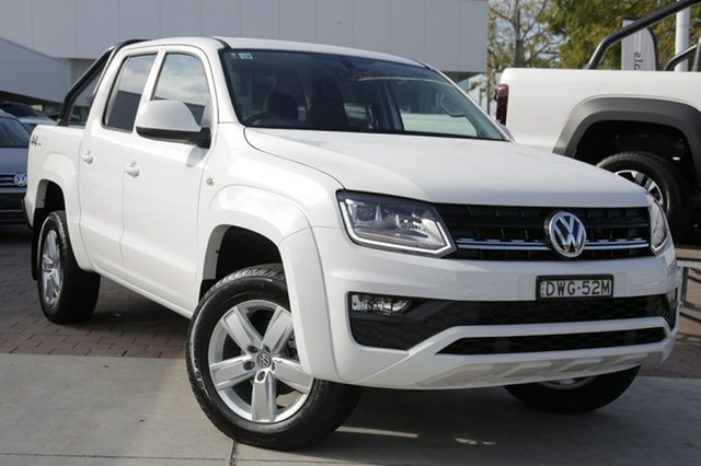 Used Volkswagen Amarok TDI420 4MOTION Perm Core Plus, Waitara, 2018 Volkswagen Amarok TDI420 4MOTION Perm Core Plus Utility