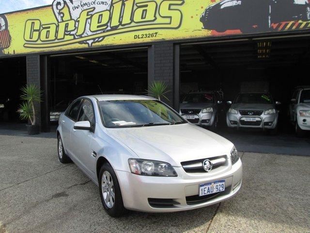 Used Holden Commodore Omega, O'Connor, 2010 Holden Commodore Omega Sedan