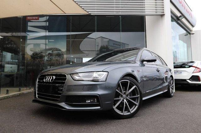 Used Audi A4 S Line Avant S tronic quattro, Hoppers Crossing, 2015 Audi A4 S Line Avant S tronic quattro Wagon