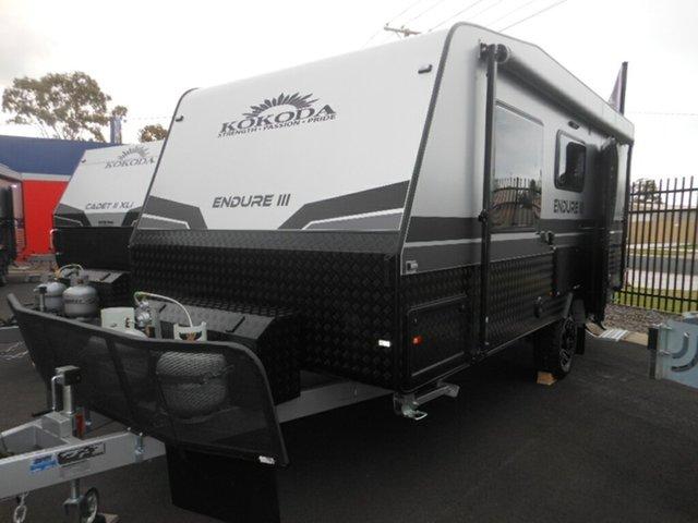 New Kokoda Endure III Platinum [PL18007], Pialba, 2018 Kokoda Endure III Platinum [PL18007] Caravan