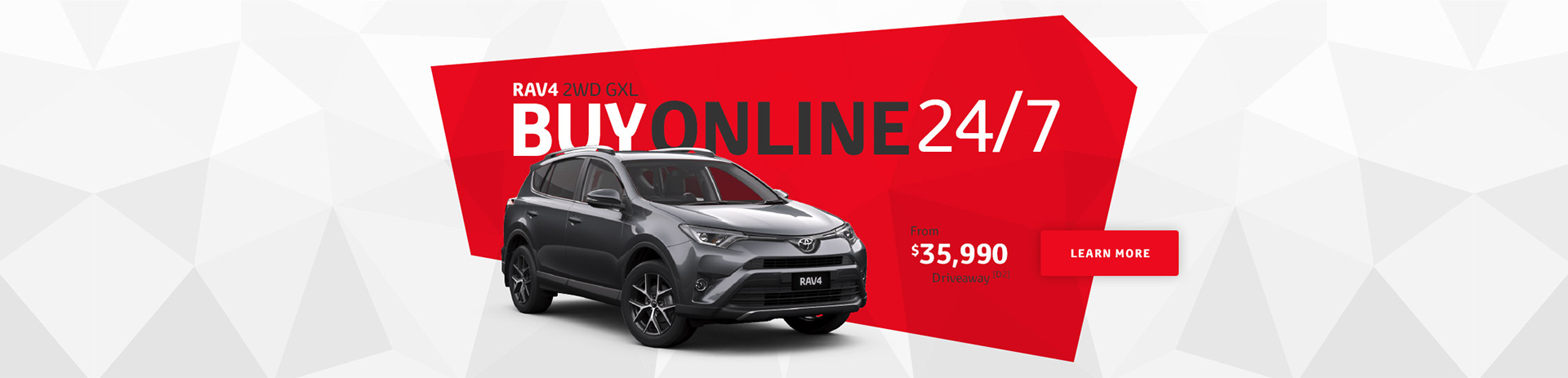 Order and Collect - RAV4
