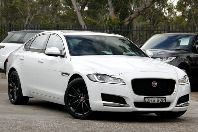 Used Jaguar XF 20D Prestige, Bennetts Green, 2016 Jaguar XF 20D Prestige Sedan