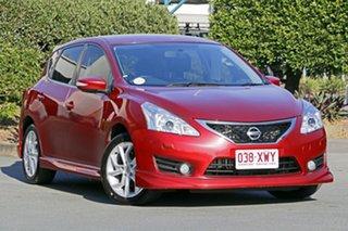 Used Nissan Pulsar SSS, Acacia Ridge, 2013 Nissan Pulsar SSS C12 Hatchback