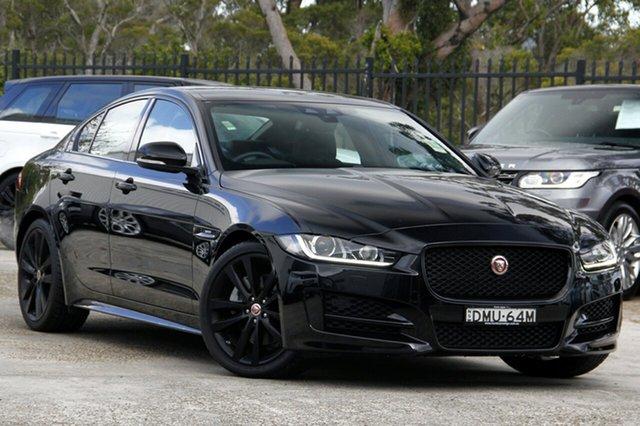 Discounted Demonstrator, Demo, Near New Jaguar XE 25T R-Sport, Bennetts Green, 2016 Jaguar XE 25T R-Sport Sedan