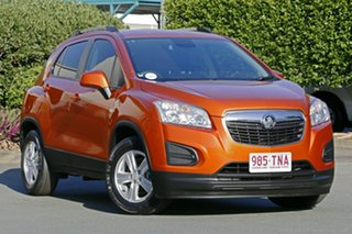Used Holden Trax LS, Acacia Ridge, 2013 Holden Trax LS TJ MY14 Wagon