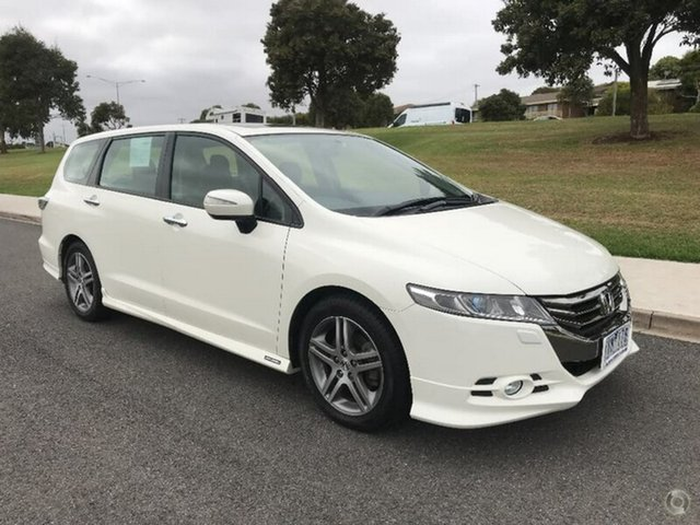Used Honda Odyssey Luxury, Warrnambool East, 2012 Honda Odyssey Luxury Wagon