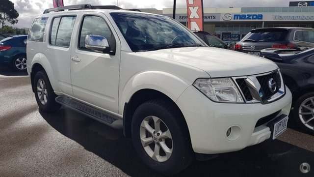 Used Nissan Pathfinder ST-L, Warrnambool East, 2011 Nissan Pathfinder ST-L Wagon