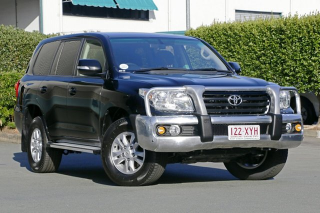 Used Toyota Landcruiser GXL, Acacia Ridge, 2013 Toyota Landcruiser GXL VDJ200R MY13 Wagon