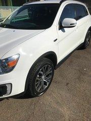 2016 Mitsubishi ASX LS (2WD) Wagon.