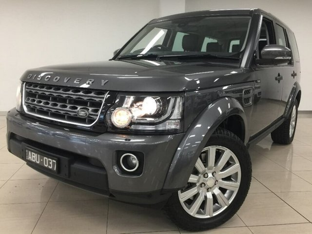 Used Land Rover Discovery 4 TDV6, Doncaster, 2013 Land Rover Discovery 4 TDV6 Wagon