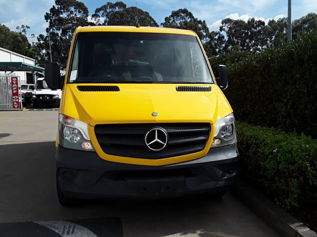 Used Mercedes-Benz Sprinter 313CDI Low Roof MWB, Acacia Ridge, 2014 Mercedes-Benz Sprinter 313CDI Low Roof MWB NCV3 MY14 Van