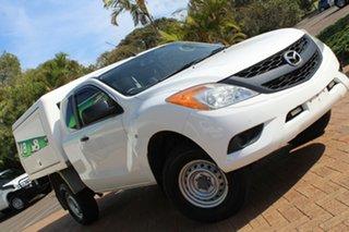 Used Mazda BT-50 XT 4x2 Hi-Rider, Bokarina, 2012 Mazda BT-50 XT 4x2 Hi-Rider UP0YF1 Cab Chassis