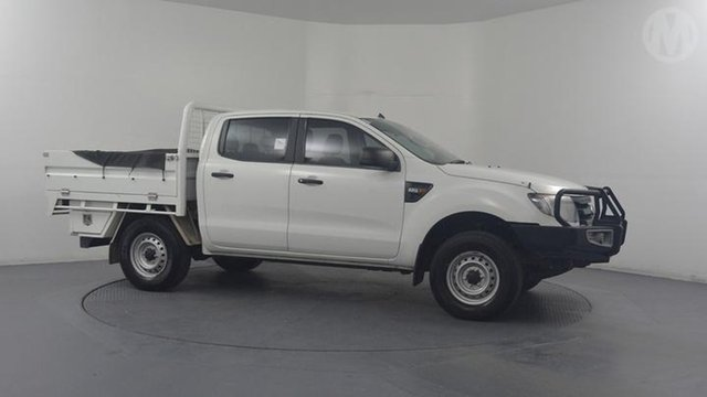 Used Ford Ranger XL 2.2 (4x4), Altona North, 2013 Ford Ranger XL 2.2 (4x4) Crew Cab Chassis