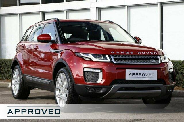 Used Land Rover Range Rover, Port Melbourne, 2017 Land Rover Range Rover Wagon