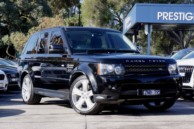 Used Land Rover Range Rover Sport SDV6 CommandShift, Balwyn, 2012 Land Rover Range Rover Sport SDV6 CommandShift Wagon