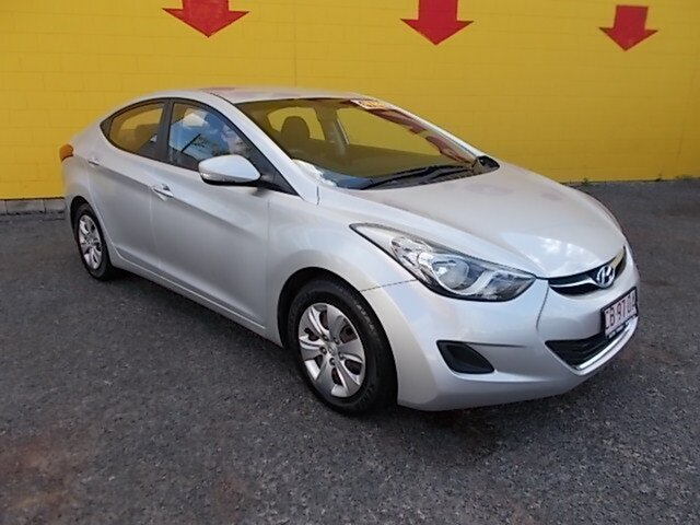 Used Hyundai Elantra Active, Winnellie, 2012 Hyundai Elantra Active Sedan